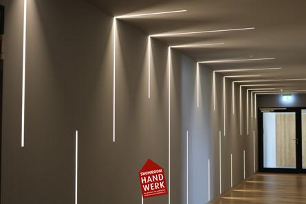 Lichtgestaltung mit LED Profilelemente Erlangen