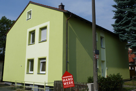 Vollwärmeschutz WDVS Wärmdeämmverbundsystem Schwabach