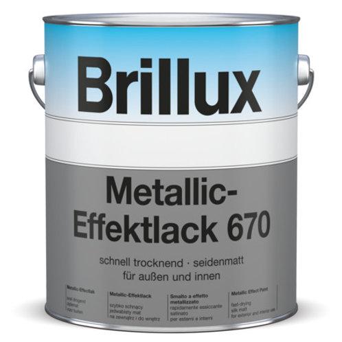 Brillux Metallic-Effektlack 670