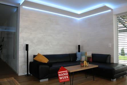 Lichtgestaltung mit LED Profilelemente Schwabach