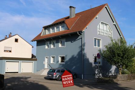 Fassadenanstrich Mühlhausen