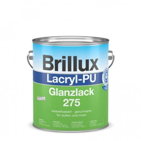 Brillux Lacryl-PU Glanzlack 275 WUNSCHFARBTON