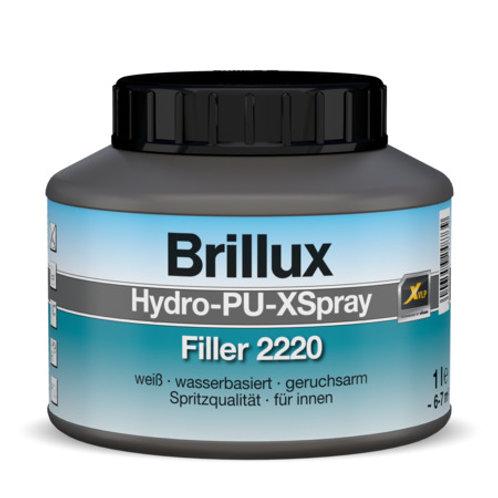 Brillux Hydro-Pu-XSpray Filler 2220