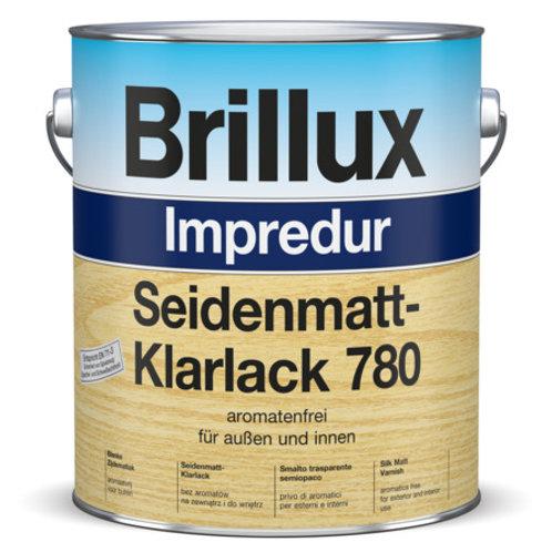 Brillux Impredur Seidenmatt-Klarlack 780
