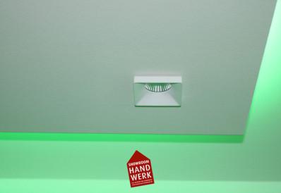 Lichtgestaltung mit LED Profilen