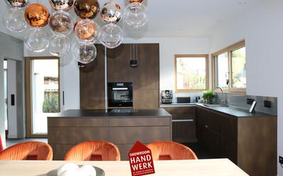 Esszimmer und Küche Gestaltung