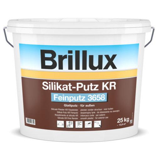 Brillux Silikat-Putz KR Feinputz 3658