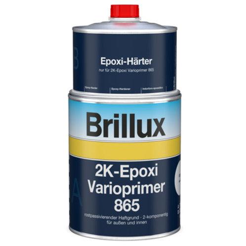 Brillux 2K-Epoxi Varioprimer 865 (vorher 2K-Epoxi Haftgrund 855)