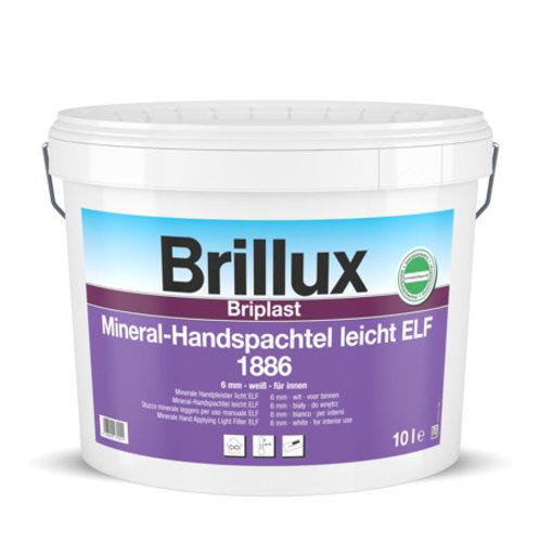 Brillux Briplast Mineral-Handspachtel leicht ELF 1886