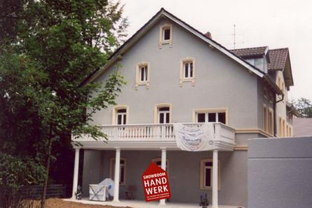 Fassadensanierung Fürth