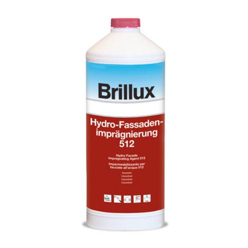 Brillux Hydro-Fassadenimprägnierung 512