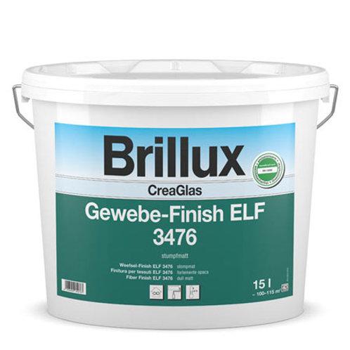 Brillux CreaGlas Gewebe-Finish ELF 3476