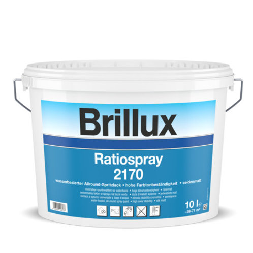 Brillux Ratiospray 2170
