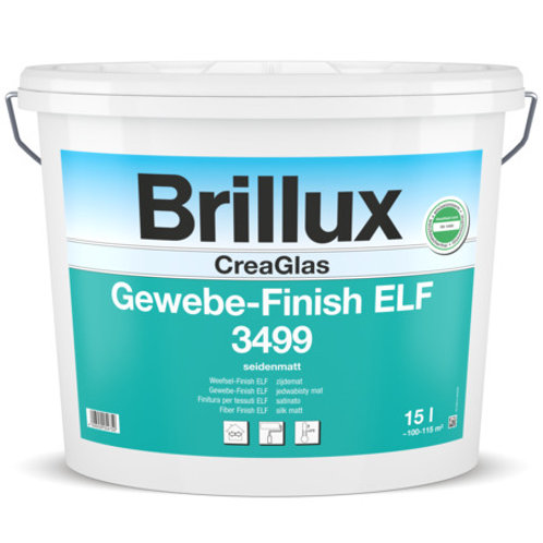 Brillux CreaGlas Gewebe-Finish ELF 3499