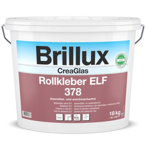Brillux CreaGlas Rollkleber ELF 378