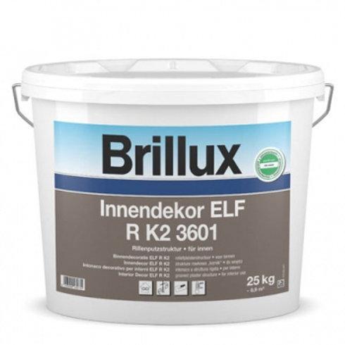 Brillux Innendekor ELF R-K2, Rille 3601