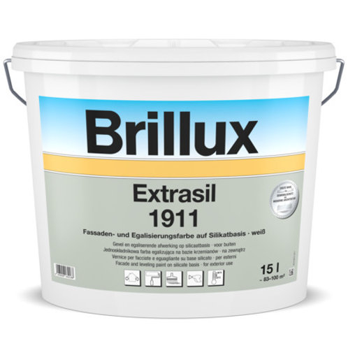 Brillux Extrasil 1911 (Silikat Finish 1811)