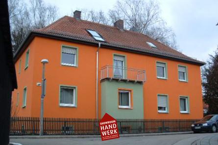 Fassadenanstrich Wendelstein