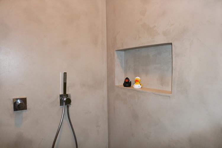 Fugenlose Dusche