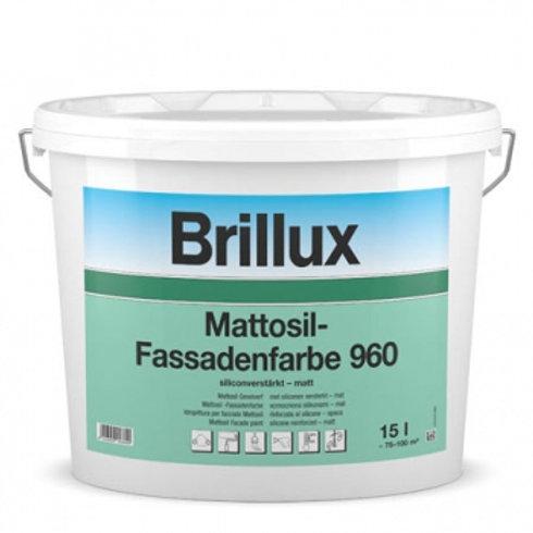 Brillux Mattosil Fassadenfarbe 960