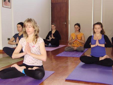 Yoga y Estrés