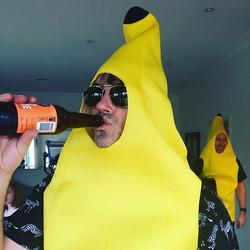 Don't be a banana