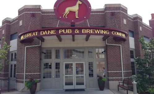 Great Dane Pub & Brewing Co.