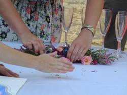 הכנות - בחתונה של לולה ואהרון