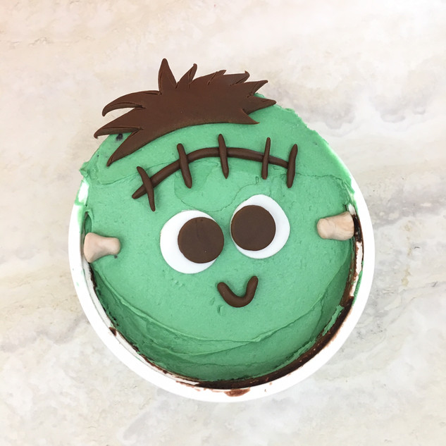 Baby Frankencake