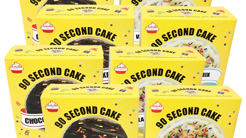 8 Cake Pack