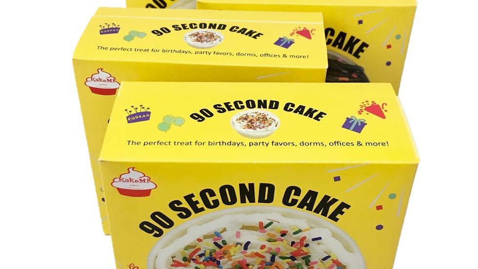 4 Cake Pack