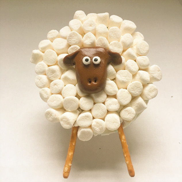 Get Some Sheep Cake