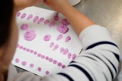 Cake Decorting with Children