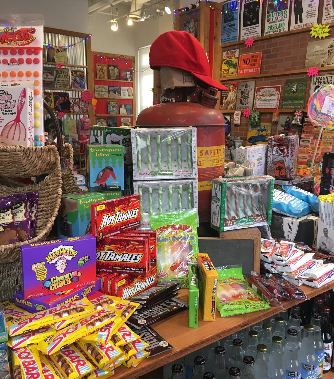 KakeMi in stores at Rocket Fizz