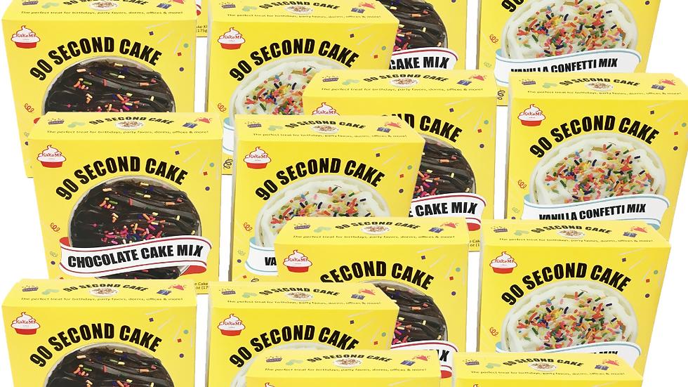 16 Cake Pack