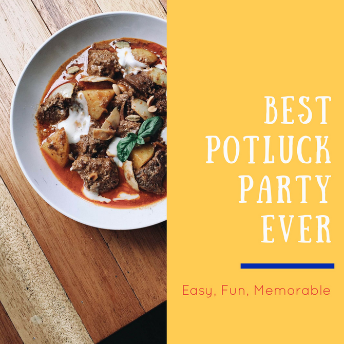Throw the Best Potluck Party