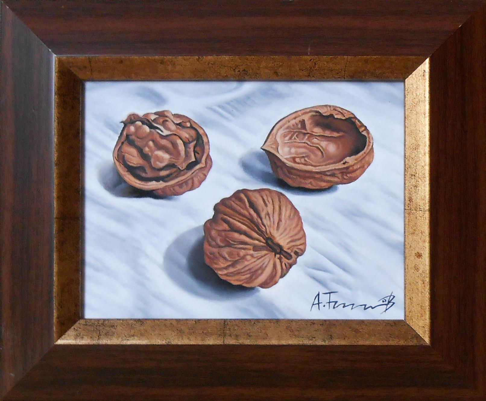 Still Life with Walnuts