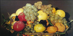Still Life with Fruits and a Basket