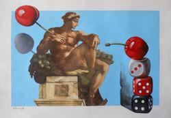 Improvisation on Michelangelo