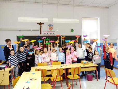 Održan prvi ciklus STEM radionica u sklopu projekta Škola radosti i znanosti