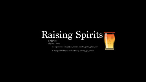 Raising Spirits Youtube Banner Logo copy