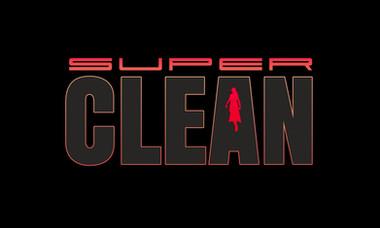 Super Clean TV Logo