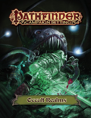 Book Review : Pathfinder Occult Realms