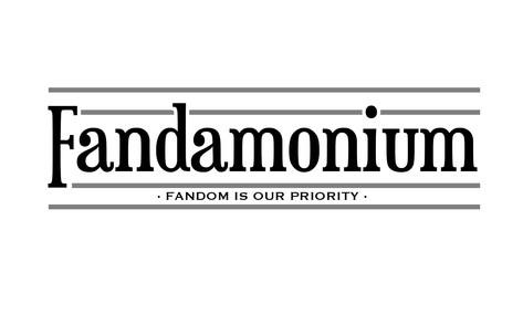 Fandamonium letter head