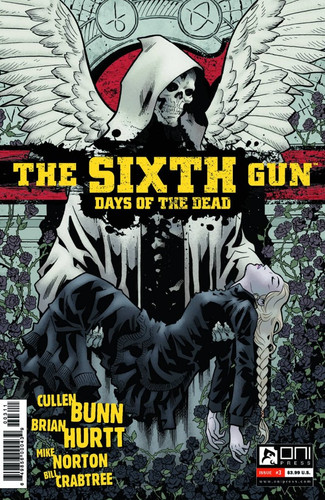The Sixth Gun : Days of the dead