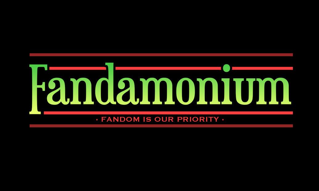 Fandamonium Color Logo