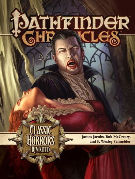 Book Review : Classic Horrors Revisited
