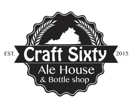 Craft 60 Ale House Bottle Shop Logo