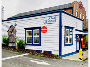 A Touch Of Dutch - Coupeville