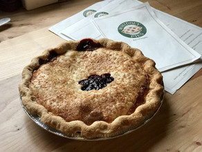National Pie Day - Whidbey Pie